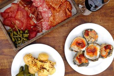 Cannon and Cannon brings Nape to Mayfair for a charcuterie-heavy pop-up