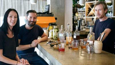 Littleduck Picklery combines store with all day diner focusing on fermentation and pickling
