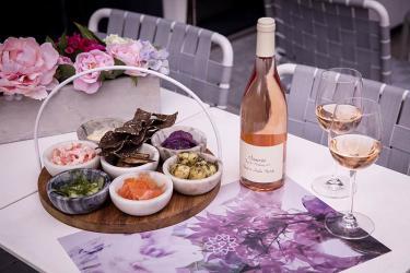 Rosé fans rejoice - a whole month of rosé celebrations is coming to London