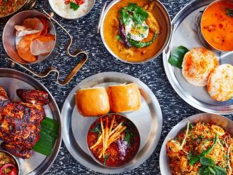 Bombay Bustle is coming to Mayfair from the team behind Jamavar