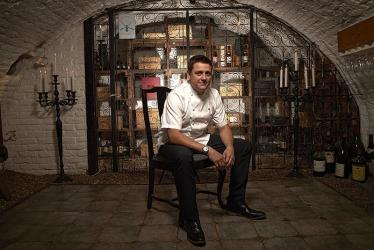 The Game Bird with James Durrant brings upmarket British dining to The Stafford