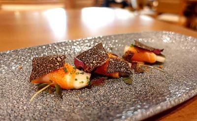 The sushi tardis - we Test Drive Nobu Shoreditch