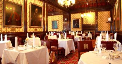 House of Lords to open the Peers' Dining Room to the public again