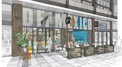 DF Mexico comes to Tottenham Court Road from the people behind Wahaca