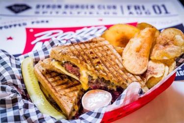 Byron Burger Club's third night will be a Patty Meltdown
