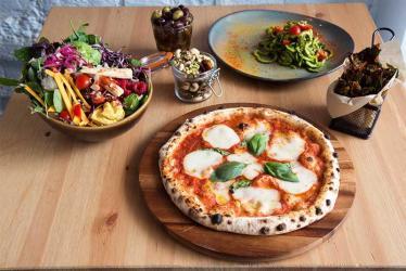 Vegan woodfired pizzeria Purezza is opening in Camden