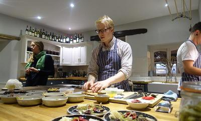 Test Driving Coombeshead Farm - Tom Adams and April Bloomfield's perfect foodie getaway