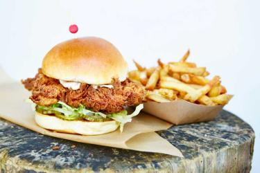 Butchies are bringing their fried chicken sandwiches to a permanent spot on Rivington Street in Shoreditch