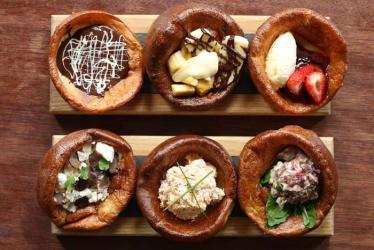 Yorkshire pudding menu hits the menu at Reform Social and Grill