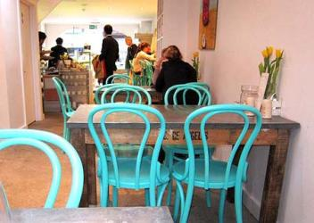 Test driving Baity Kitchen in South Kensington