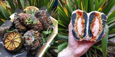 Little Ghost bring Asian-inspired bagels and Taiwanese fried chicken to Balham's Brother Marcus
