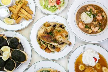 New Orleans's legendary Galatoire's comes to London's Beaumont
