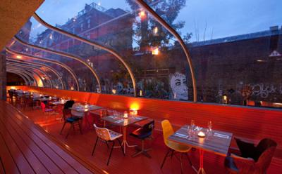 A taste of Mediterranean and Middle East in Shoreditch - we Test Drive Jago