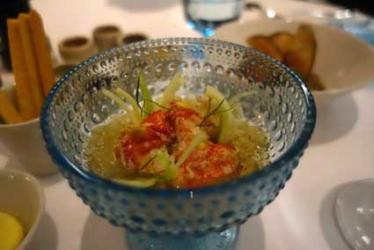 Ducasse's taste of Tropez in London - we Test Drive Rivea