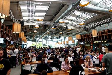Test Driving Bang Bang Oriental - we check out Colindale's huge food court