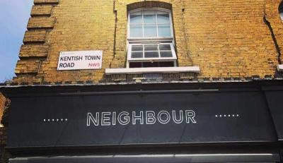 Seasonal brasserie Neighbour opens on Kentish Town Road