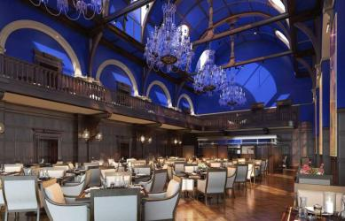 The Baluchi at The Lalit brings ultra-luxe Indian dining to SE1