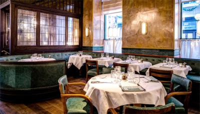 The Ivy comes to Covent Garden - we Test Drive the Ivy Market Grill