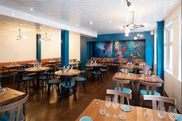 Peruvian style in Covent Garden - we Test Drive Lima Floral