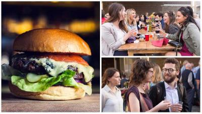 London Bridge Open Kitchen food festival returns to celebrate the restaurants and bars of London Bridge