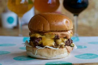 Beer and burger store hits Dalston's Kingsland Road