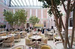 Almost alfresco - our pick of London's restaurants with covered courtyards and conservatories