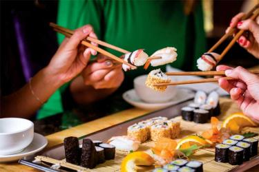 New sushi restaurant Kazu on Charlotte Street has ex-Chisou Head Chef in charge