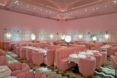Dandelyan, Sketch, Jinjuu and more win at the Restaurant and Bar Design Awards