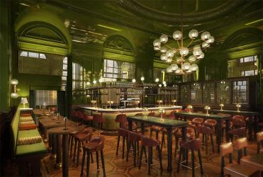 The Wigmore tavern comes from Michel Roux Jnr and The Langham