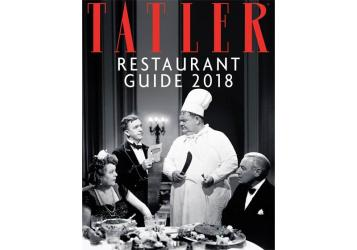 The Tatler Restaurant Awards 2018 sees 108 Garage and Rochelle Canteen come top