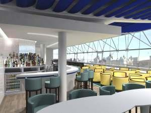 Oxo Tower unveils plans for new riverfront bar opening in November