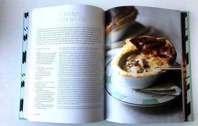 Claridge's hotel launches their first cookbook