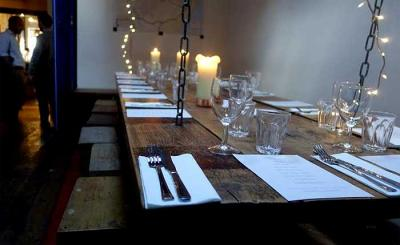 A Holloway supperclub with ambition: we Test Drive Croft Kitchen