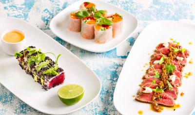 The City is getting a Nikkei restaurant as Waka prepares to open on Eastcheap