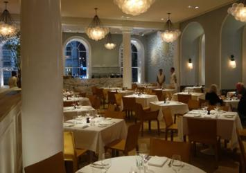 A triumphant return: Test Driving Skye Gyngell's Spring at Somerset House