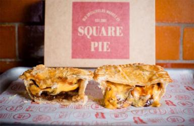 MEATliquor now do pies - starting with the Dead Hip-pie