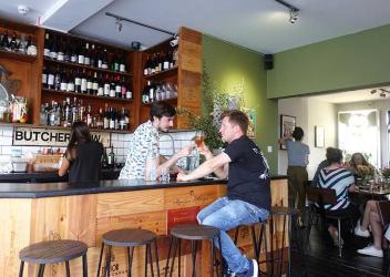 Test Driving The Mountgrove Road Bothy - a neighbourhood wine bar in Highbury