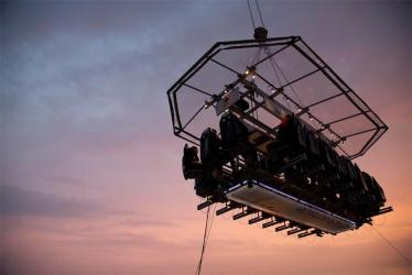London in the Sky returns or a third year of dining 100 feet up