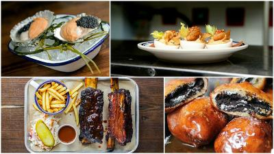 Extra Fancy comes to London at the Blues Kitchen for three nights only