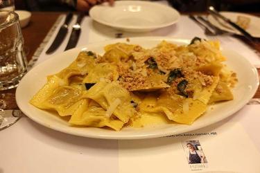 You can now buy Angela Hartnett's pasta in Fortnums