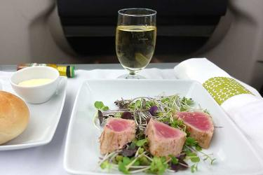 Taste the Stars - our flight to Miami with TAP Air Portugal