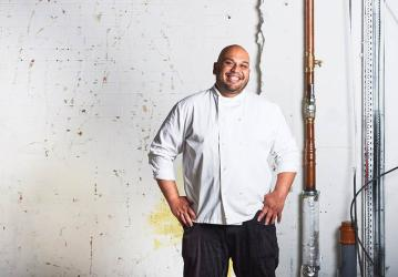 Scully in St James's Market will be former Nopi Chef Ramael Scully's first solo venture