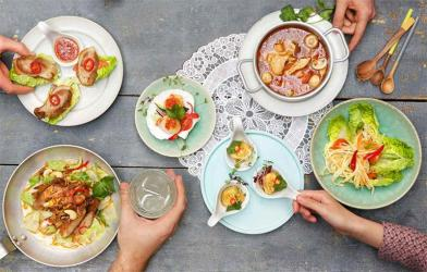 Thai tapas as Giggling Squid come to London in Wimbledon Village