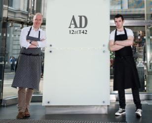 Tower 42 signs up Anthony Demetre for 12 week city pop-up
