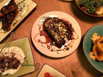 Take a Levantine gastro-tour: Test Driving Ceru in South Kensington