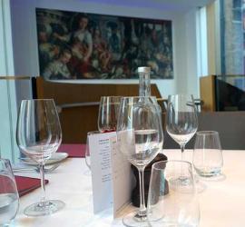 A London lunch venue for oenophiles: we Test Drive Bonhams restaurant
