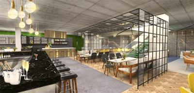 Drake and Morgan add a new bar and restaurant to King's Cross