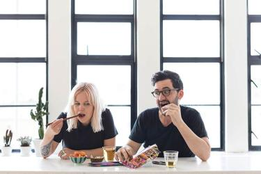 Get a Snackbar preview as they take over Legs in Hackney