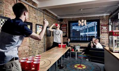 Polo 24 Hour Bar opens new first floor cafe and a private bar