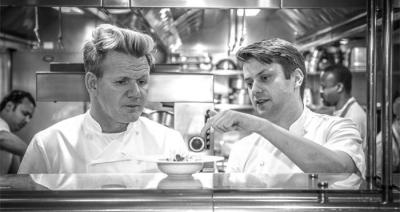 Gordon Ramsay returns to the kitchen of Petrus for one night only